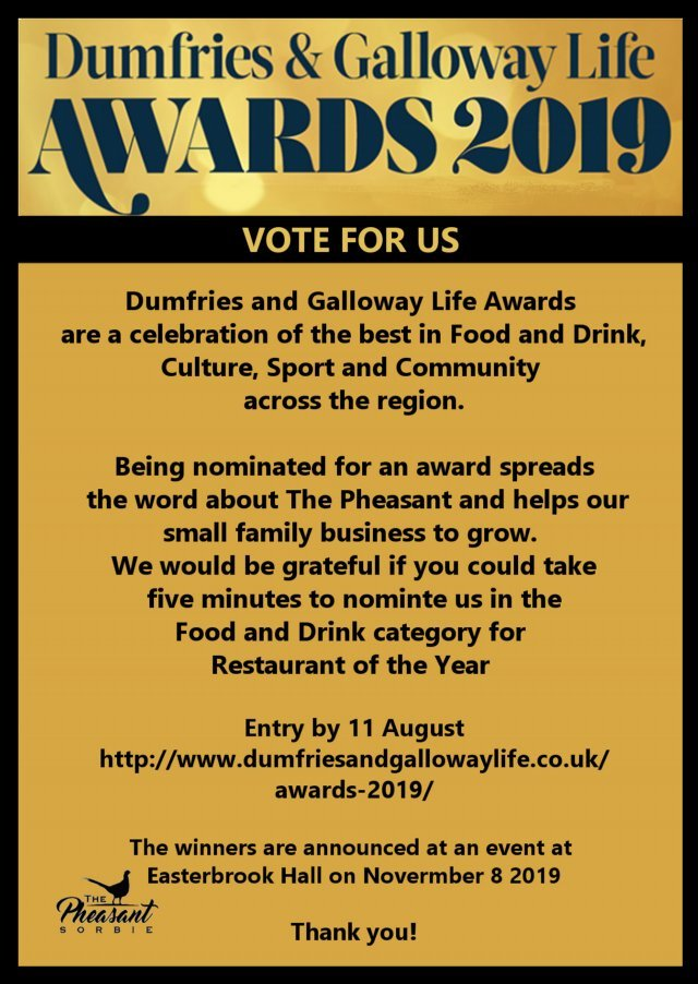 dumfries and galloway life awards